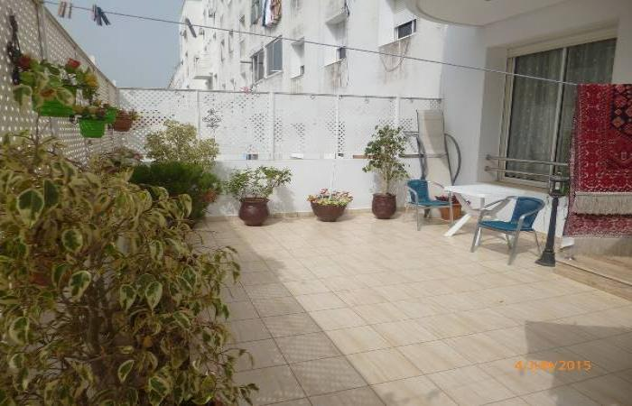 location appartement meuble rabat