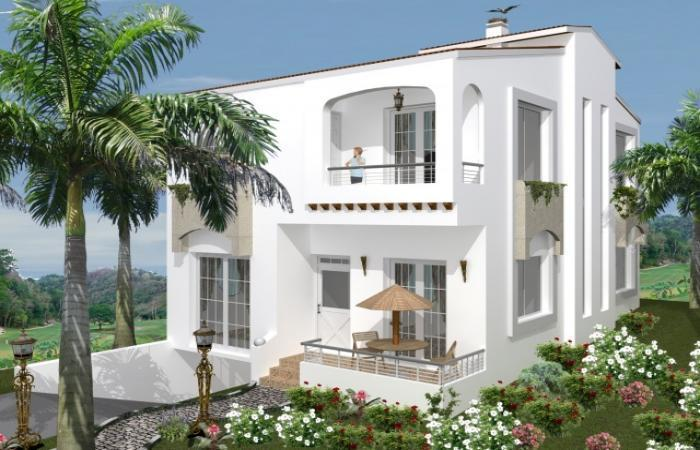 img - Terrain pour Villa-Maison  for sale in  Tanger