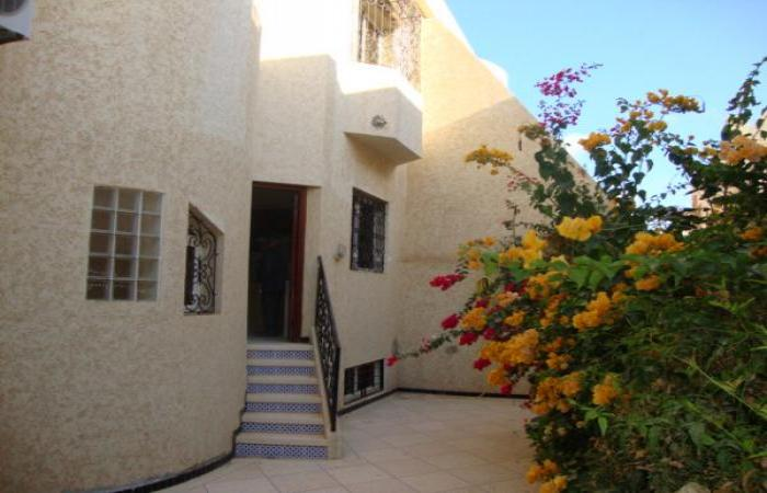 Villa-House for Rental in agadir 11.010 DH