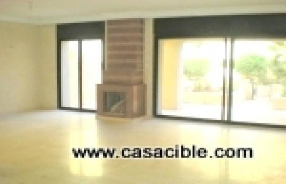 Apartment for Rental in casablanca 19.500 DH