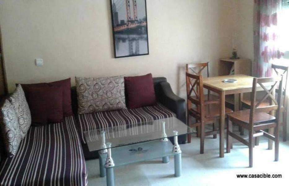 Appartement en Location à casablanca 6.200 DH
