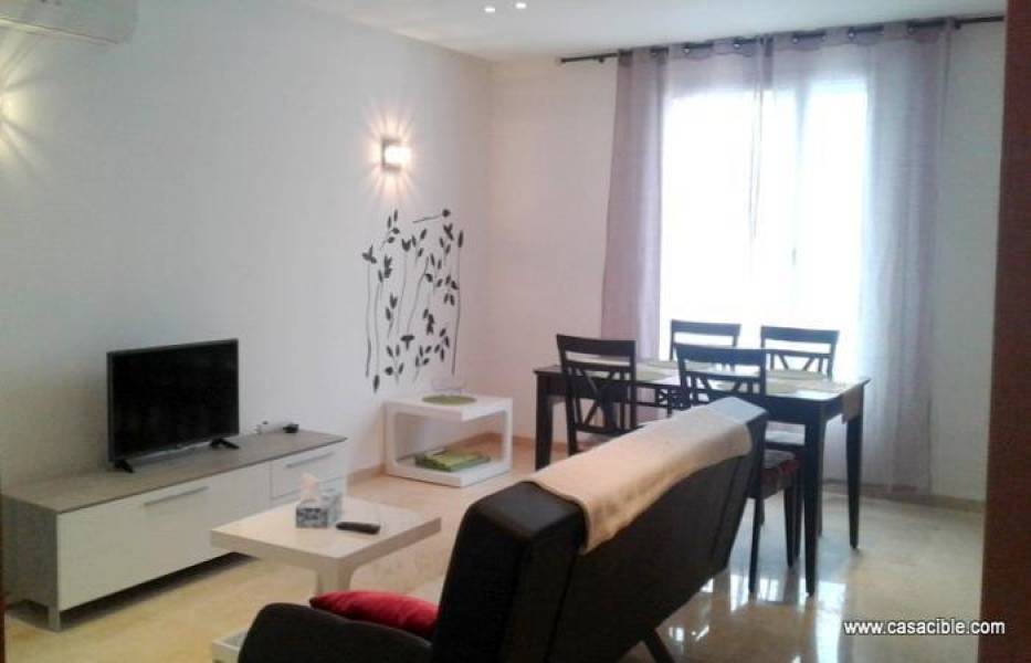 Apartment for Rental in casablanca 8.500 DH
