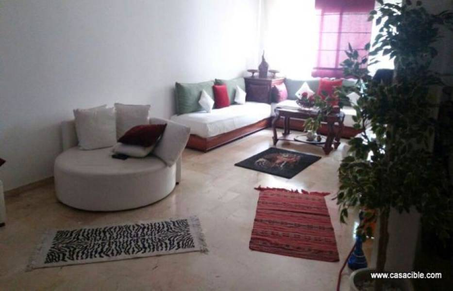 Appartement en Location à casablanca 9.000 DH