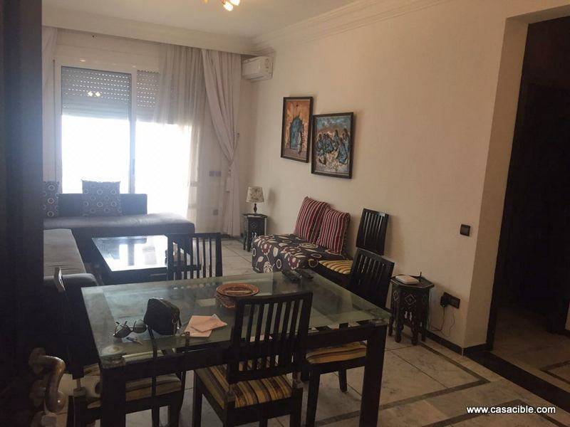 Appartement en Location à casablanca 7.500 DH