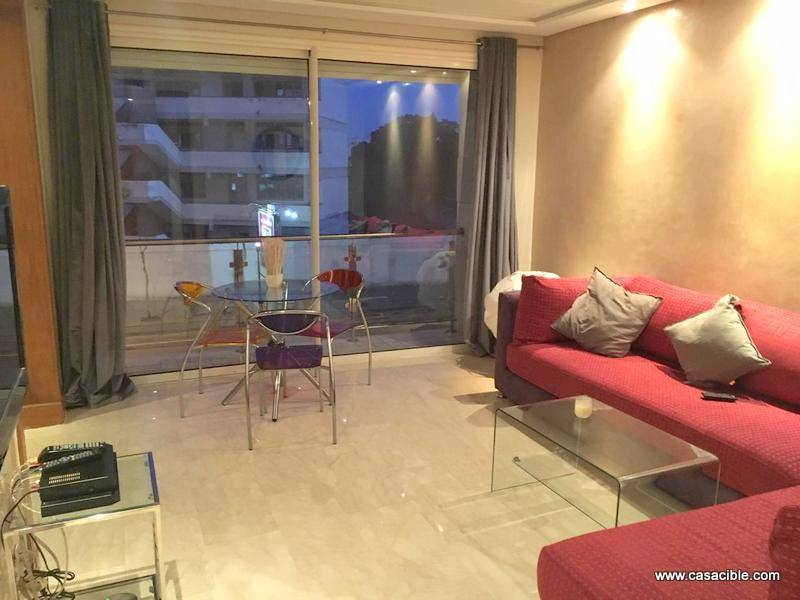 Apartment for Rental in casablanca 7.000 DH