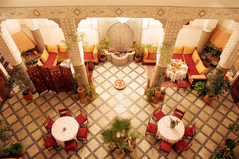Riad for Rental in fes 1.000 DH