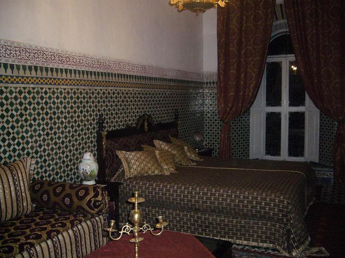 Riad for  in fes 1.000 DH