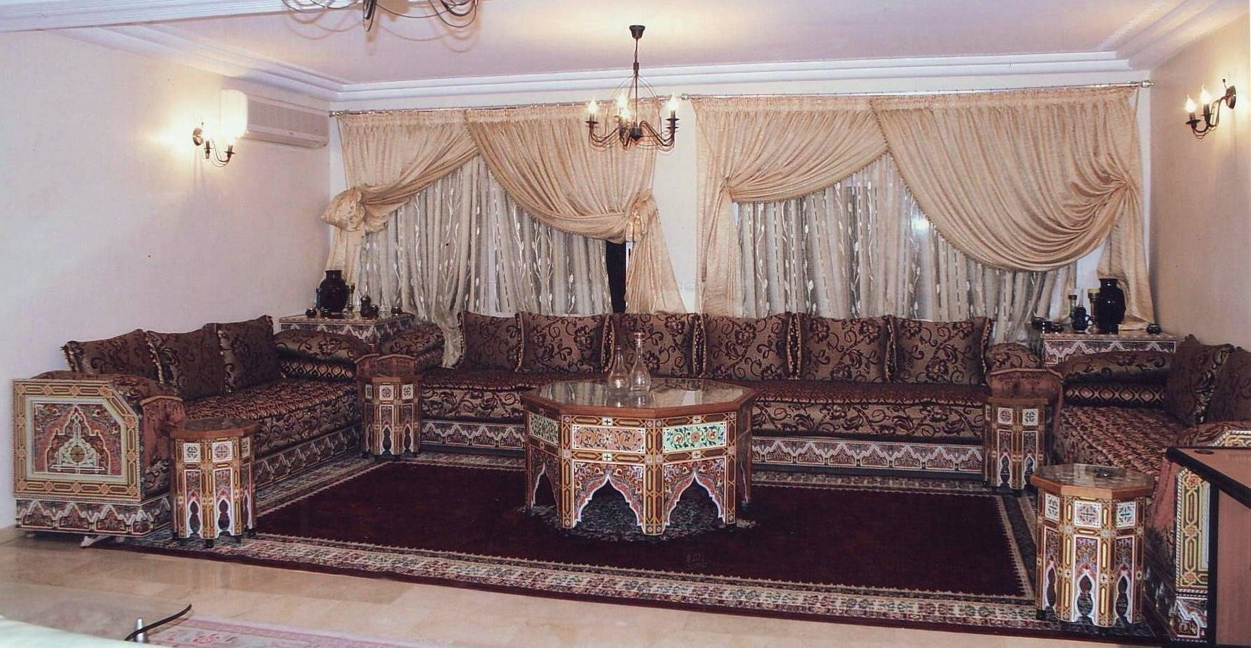 Apartment for Rental in fes 800 DH