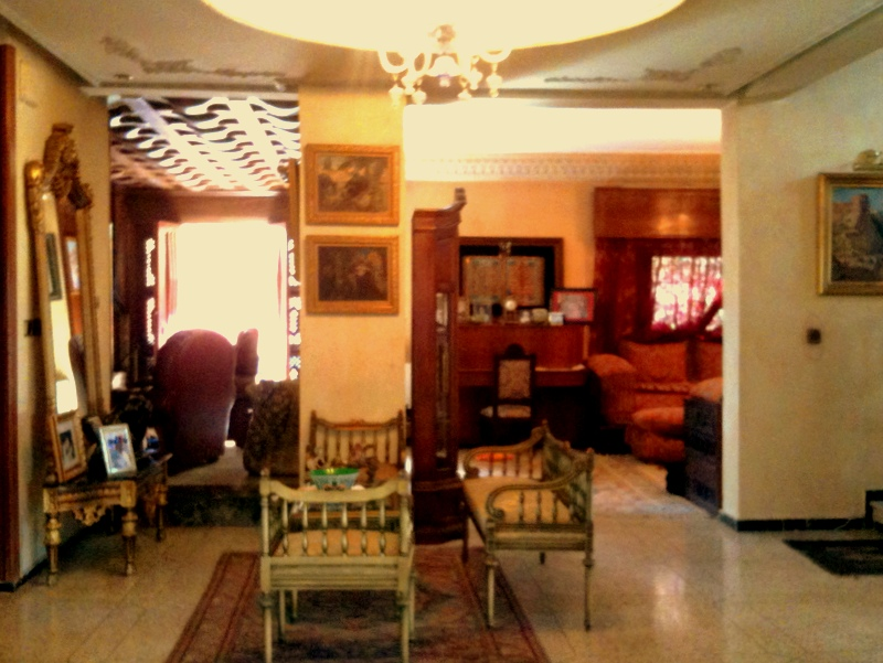 Villa-House for Rental in fes 25.000 DH