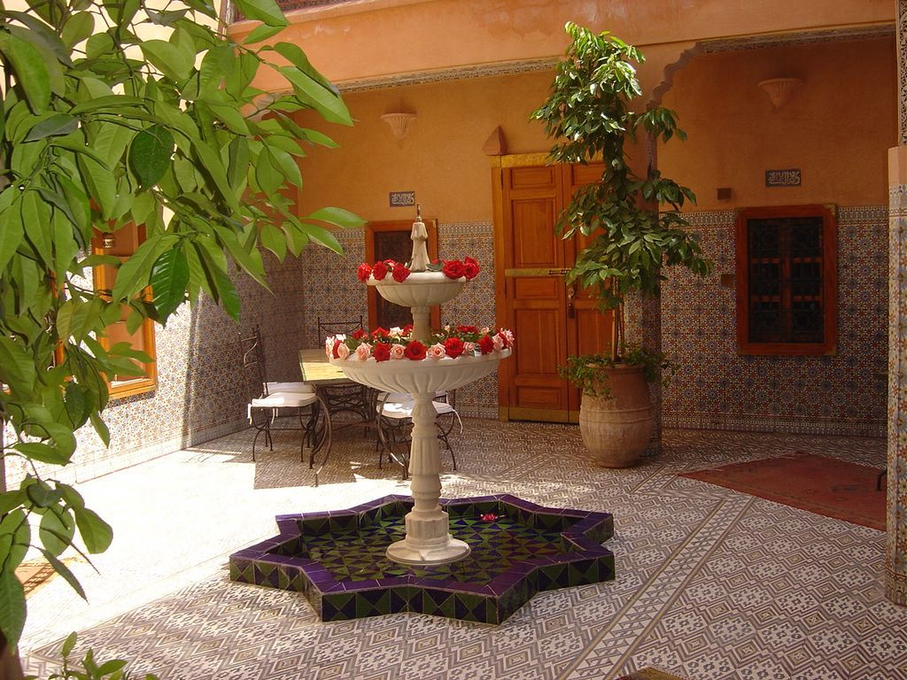 Riad en Location à marrakech 2.772 DH