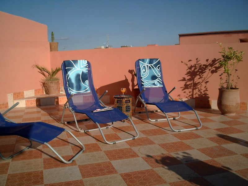 Appartement en  à marrakech 550 DH