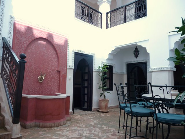 Riad en Location à marrakech 1.320 DH