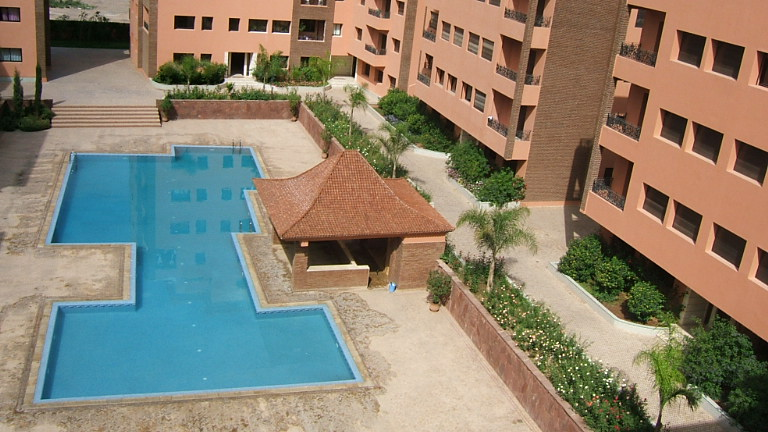Appartement en Vente à marrakech 110.000 DH