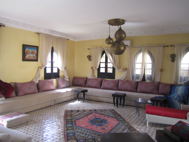 Villa-Maison en Location à marrakech 20.000 DH