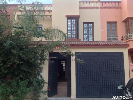 House for Rental in marrakech 6.500 DH