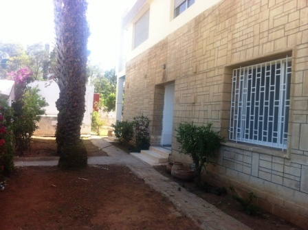 House for Rental in rabat 8.000 DH