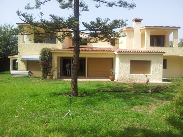 House for Rental in rabat 26.000 DH