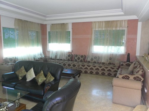 Maison en Location à rabat 15.000 DH