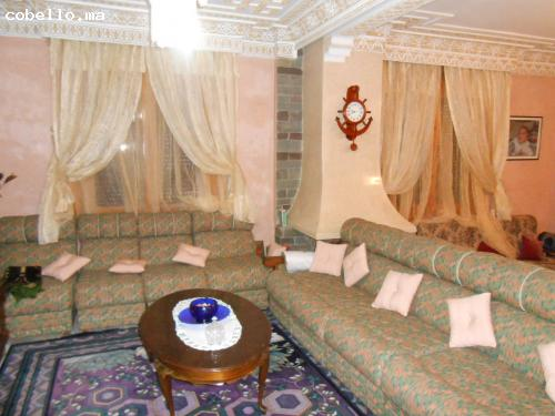 Villa-House for Rental in rabat 18.000 DH