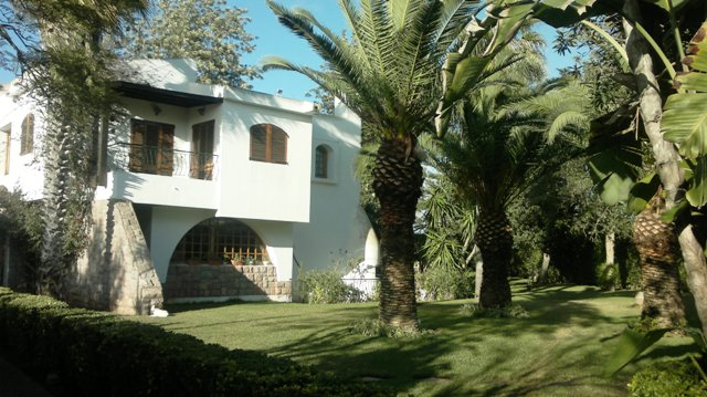 Villa-House for Rental in rabat 32.000 DH