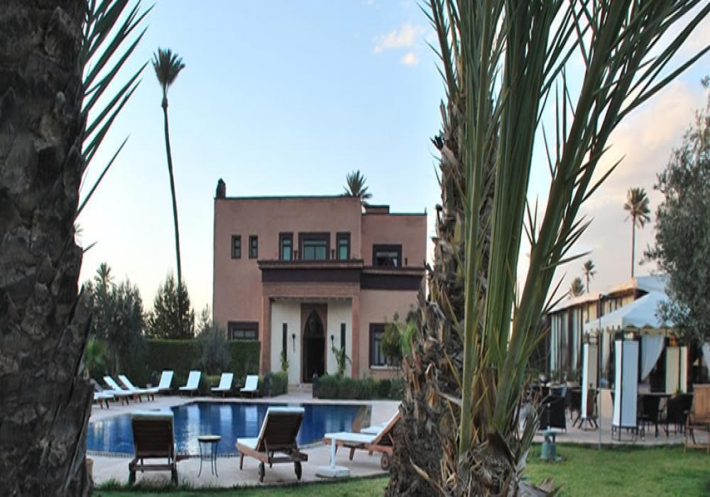 Villa-Maison en Location à marrakech 11.000 DH
