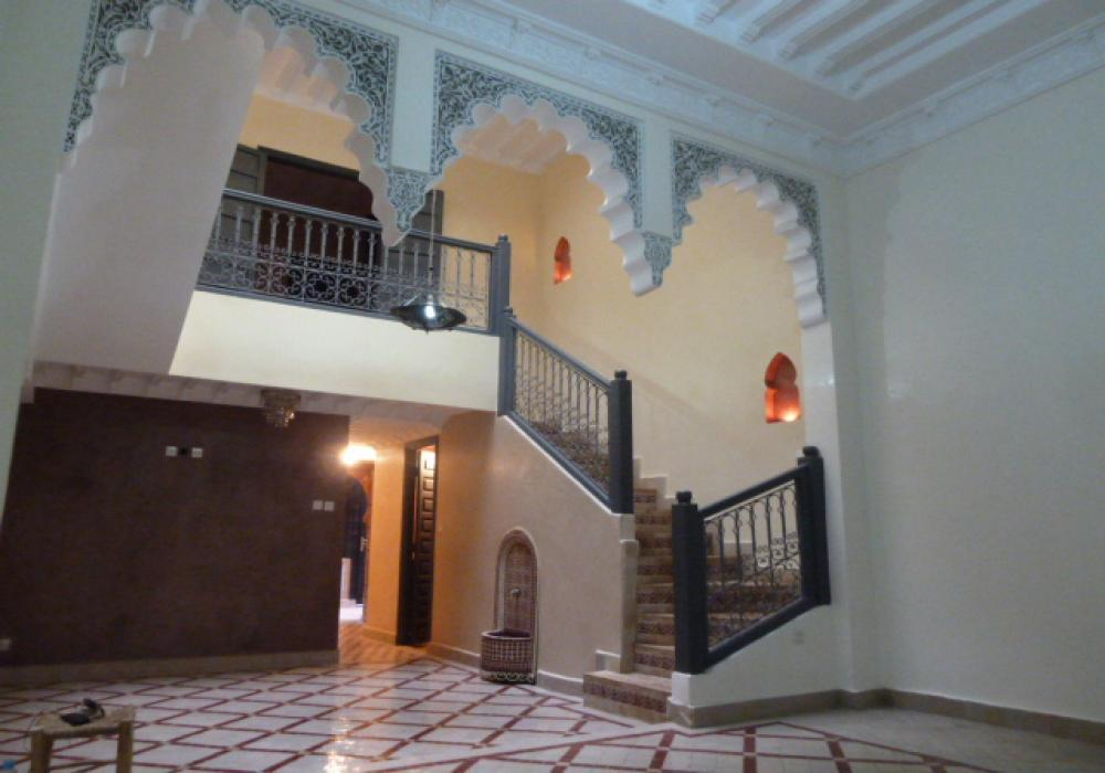 Riad en Location à marrakech 6.000 DH