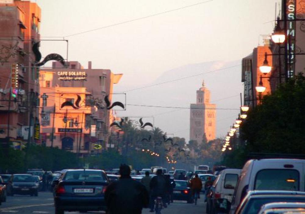 Local Comercial en  en marrakech 1.600.000 DH