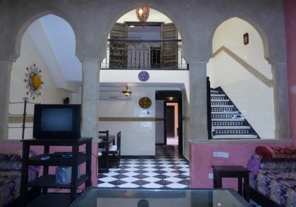 Riad en Location à marrakech 5.000 DH