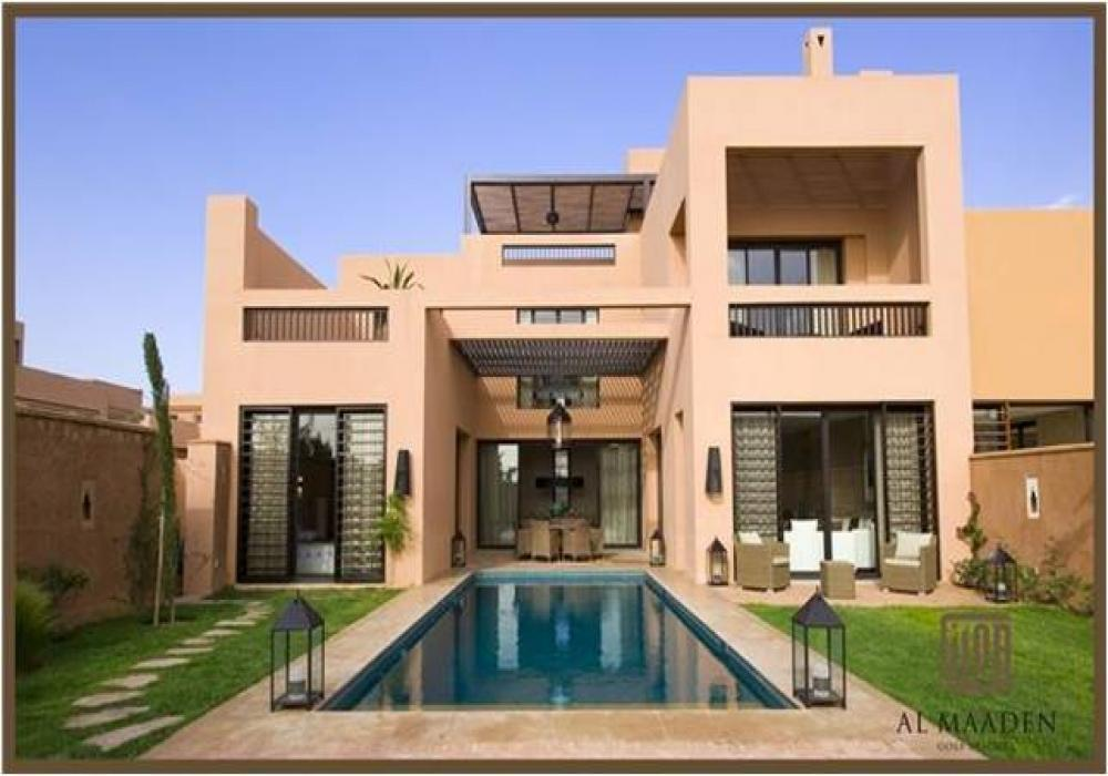 Villa-House for Rental in marrakech 30.000 DH