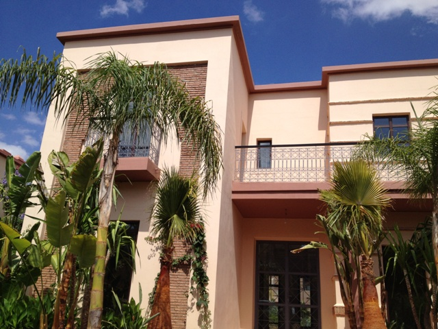 Villa-House for Rental in marrakech 14.500 DH