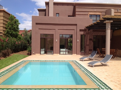 Villa-Maison en Location à marrakech 16.500 DH