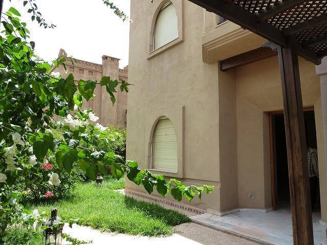Villa-House for Rental in marrakech 18.000 DH