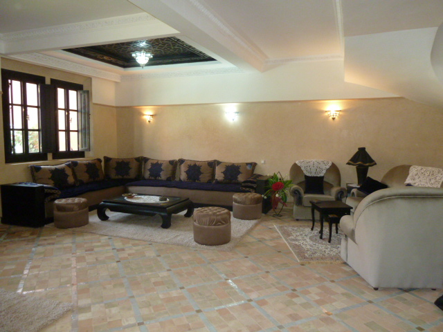 Villa-Maison en Location à marrakech 13.500 DH