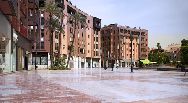 Local Comercial en Alquiler en marrakech 30.000 DH
