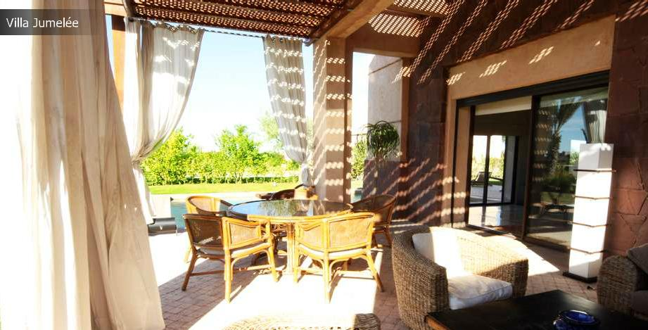 Villa-Maison en Location à marrakech 18.000 DH