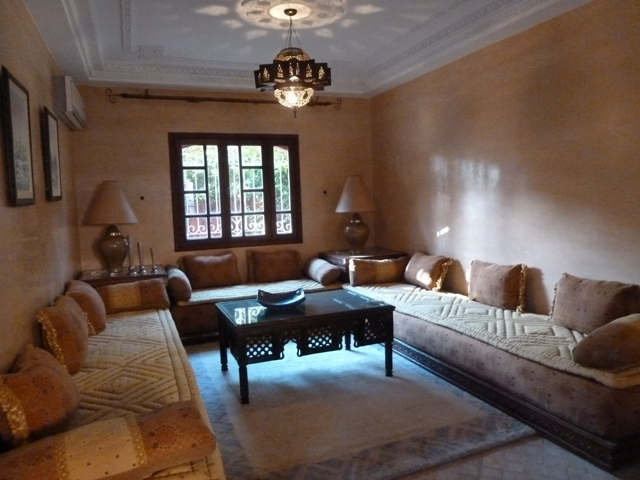 Villa-Maison en Location à marrakech 8.000 DH