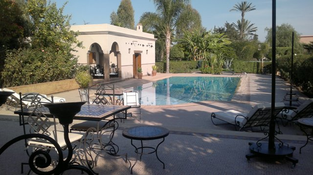 Villa-Maison en Location à marrakech 15.000 DH