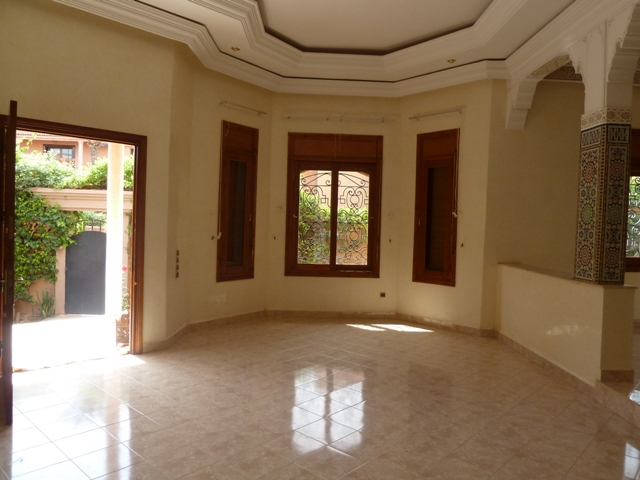 Villa-Maison en Location à marrakech 12.000 DH