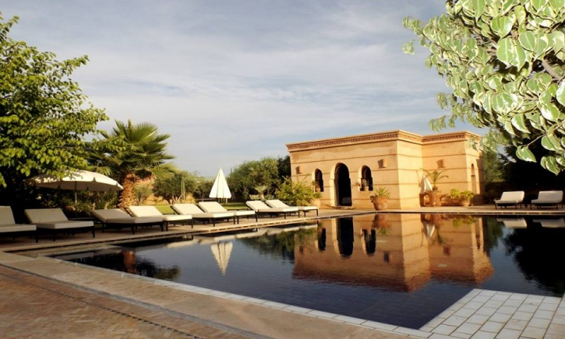 Villa-Maison en Location à marrakech 35.000 DH
