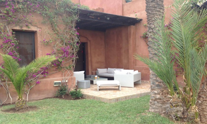 Villa-Maison en Location à marrakech 14.500 DH