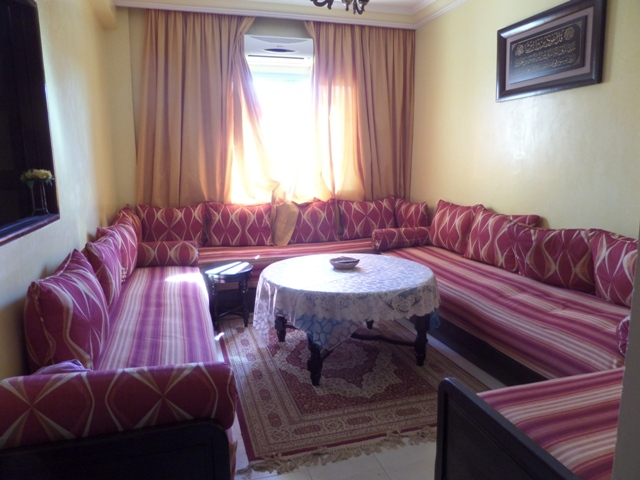 Appartement en Location à marrakech 3.500 DH