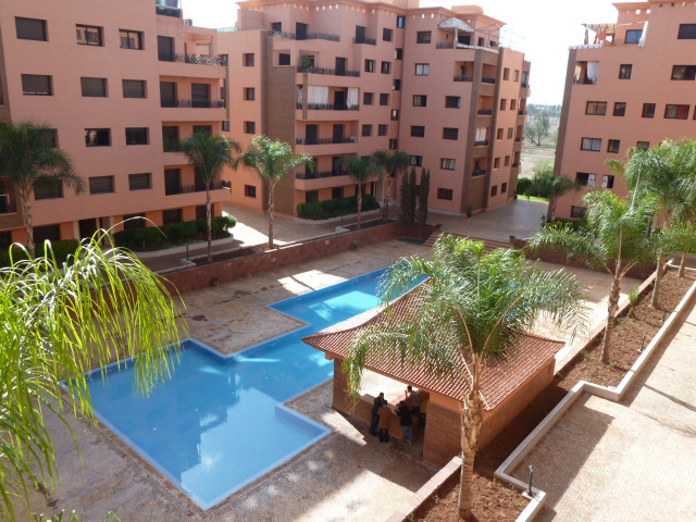 Appartement en Location à marrakech 6.900 DH