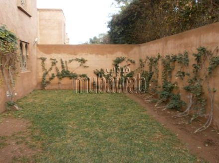 Villa-Maison en Location à marrakech 20.900 DH