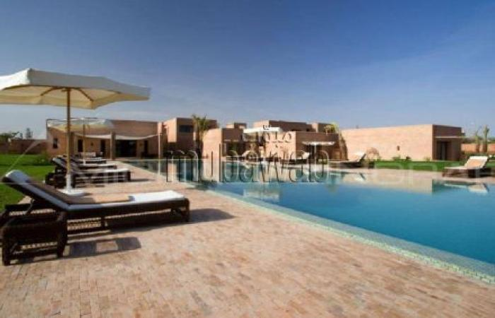 Villa-Maison en Location à marrakech 17.600 DH