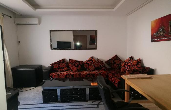 Apartment for Rental in oujda 6.000 DH