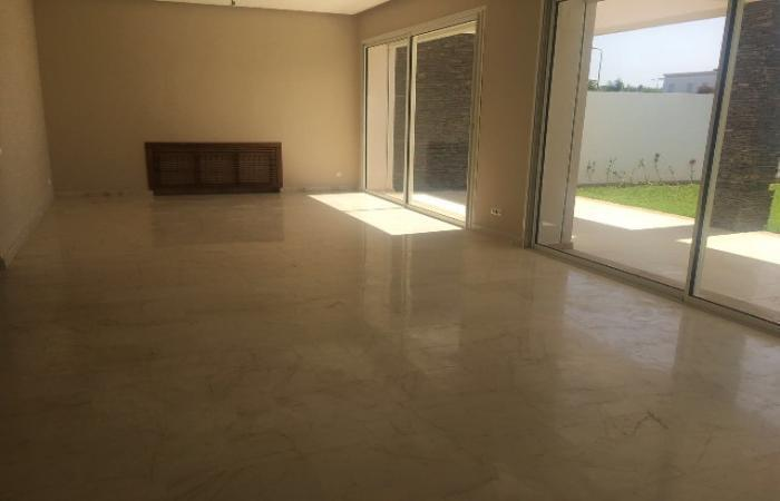 Villa-House for Rental in rabat 28.000 DH