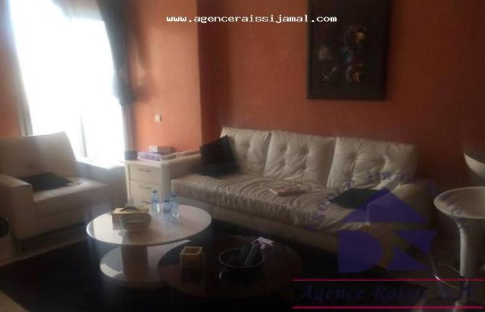 Studio en Location à rabat 6.500 DH