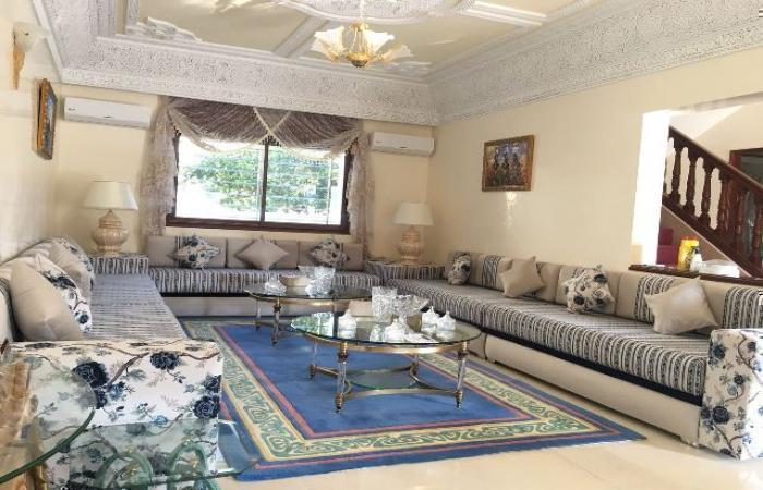 Villa-House for Rental in rabat 27.000 DH