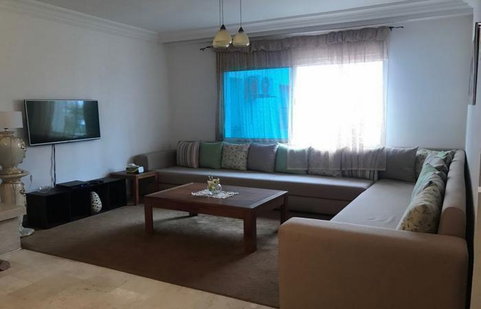Appartement en Location à rabat 10.500 DH