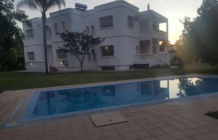Villa-House for Rental in rabat 65.000 DH